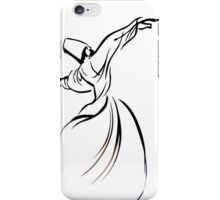 Sufi Meditation iPhone Case/Skin