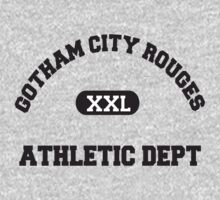 Gotham City Rouges by mrwuzzle