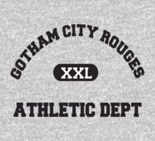 Gotham City Rouges by mrwuzzle