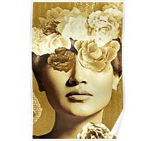 Golden Ipenema Poster