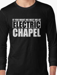 Electric Chapel Long Sleeve T-Shirt