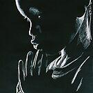 Praying Child by Sue Hodge