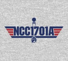 Top NCC1701A (BR) by justinglen75