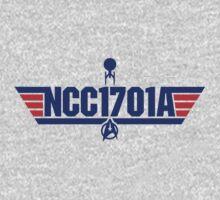 Top NCC1701A (BR) Kids Clothes