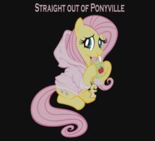 Straight out of Ponyville by Fluttershy808