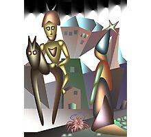Don Quixote soul Photographic Print