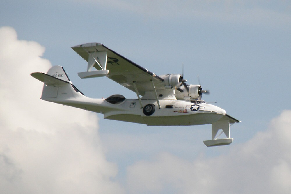 Consolidated PBY Catalina by Edward Denyer