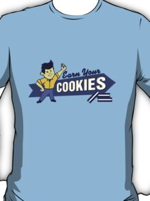 Earn Your Cookies T-Shirt