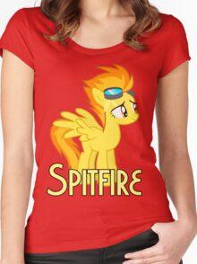 Spitfire T-shirt Women's Fitted Scoop T-Shirt