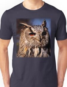 Night Watch - Owl Tee Unisex T-Shirt
