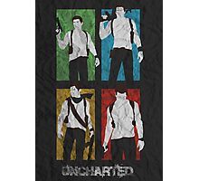 Uncharted Evolution Photographic Print