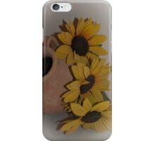 Sunflowers in Cortona, Tuscany, Italy iPhone Case/Skin