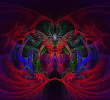 Butterfly Chamber by Pam Amos