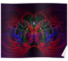 Butterfly Chamber Poster