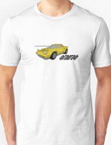 Lancia Stratos HF T-Shirt