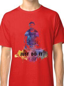 Just Do It Shia Labeouf Colourful Classic T-Shirt