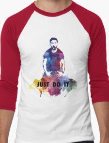 Just Do It Shia Labeouf Colourful T-Shirt