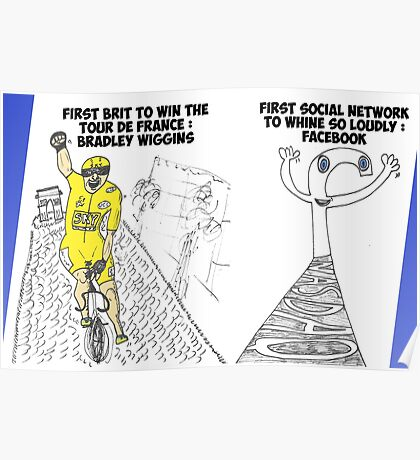 Binary options news caricature Two firsts in July Poster