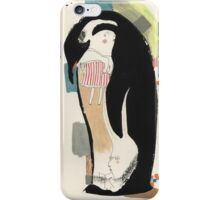 Penguin and the Rabbits  iPhone Case/Skin