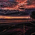 Cloudy Sunrise by RaiZdbyDINGOES