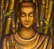Stillness speaks. by Yuliya Glavnaya