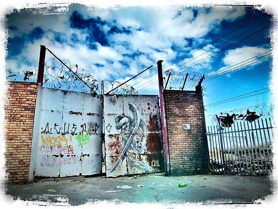 Gated Grunge by Michelle Clarke