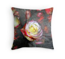Out of the Darkness into the Light Throw Pillow