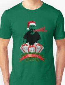 Shia Labeouf Merry Christmas T-Shirt