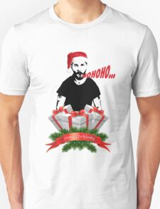 Shia Labeouf Merry Christmas T-Shirt