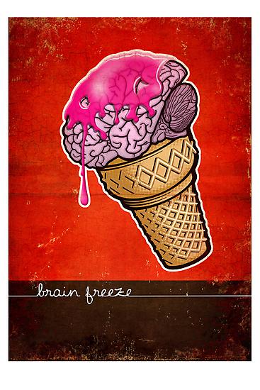 Brain Freeze! by rubyred