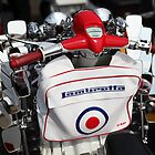 LAMBRETTA BAG. by Phil Bower