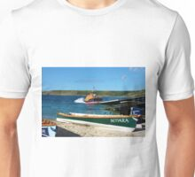 Sennen Cove Lifeboat and Pilot Gigs Unisex T-Shirt