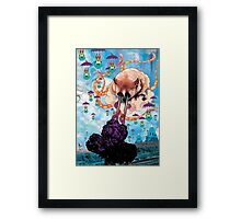 Attack of the Super Furry Animals Framed Print
