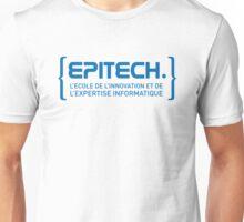 epitech blue/white Unisex T-Shirt
