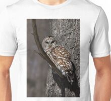 Barred Owl - Low, Quebec T-Shirt