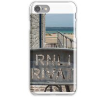 St Ives Royal National Lifeboat Institution iPhone Case/Skin