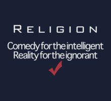 RELIGION by peter chebatte