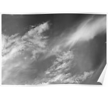 Cloud Imagery Poster