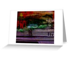Scripted Viewpoint Greeting Card