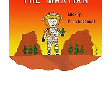 The Martian by garigots