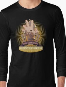 Insect Swarm Plasmid Long Sleeve T-Shirt