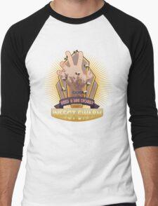 Insect Swarm Plasmid Men's Baseball ¾ T-Shirt