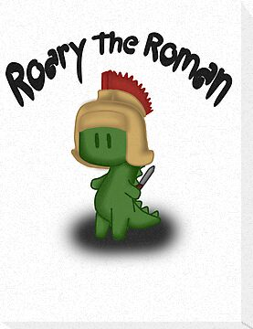 Roary the Roman by AlyzAlice