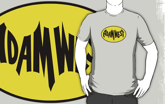 Adam West IS Batman! by Adam Campen
