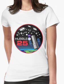 NASA Hubble Program @ 25! Womens Fitted T-Shirt