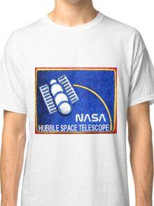 NASA Hubble Program Logo Classic T-Shirt