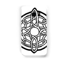 amulet of mara / black Samsung Galaxy Case/Skin
