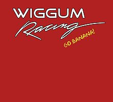 Wiggum Banana Racing by atlasspecter