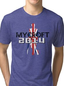 Mycroft Holmes 2014 Tri-blend T-Shirt