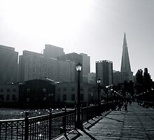 PIERing at SF by Rachelgold